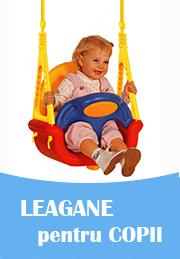 Leagăne pentru copii