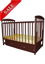 Кроватка деревянная SIMPLE Bambini