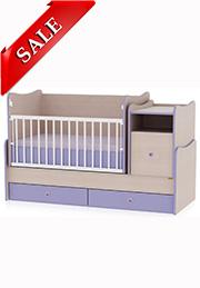 Кроватка детская Lorelli TREND Plus /SALE/