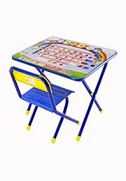 Set birou cu scaunel, model Nr.1