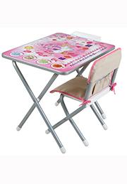 Набор столик+стульчик для дошкольника, VIP /Россия/