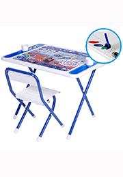 Набор столик+стульчик для дошкольника, Damybaby evro /Россия/