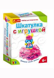 "Набор ""Шкатулка с игрушкой"" Ranok Creative /41772/"