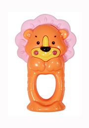 Погремушка-прорезыватель LION, Lorelli /1021069/