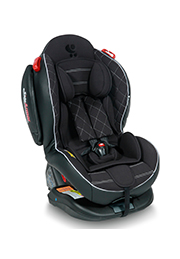 Автокресло 0-25 кг Lorelli ARTHUR+SPS Isofix Black Leather