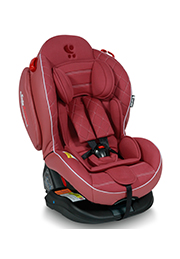 Автокресло 0-25 кг Lorelli ARTHUR+SPS Isofix Rose Leather