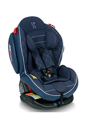 Автокресло 0-25 кг Lorelli ARTHUR+SPS Isofix Dark Blue Leather