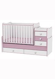 Кроватка детская COMFORT NEW Bambini