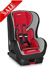 Автокресло 9-18 кг Lorelli COSMO Isofix Agora Carmin