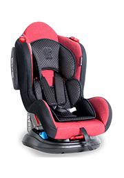 Автокресло 0-25 кг Lorelli JUPITER+SPS Red&Black