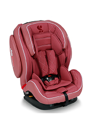 Автокресло 9-36 kg Lorelli MARS +SPS Isofix Rose Leather