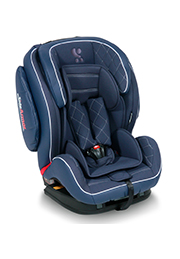 Автокресло 9-36 kg Lorelli MARS +SPS Isofix Blue Leather