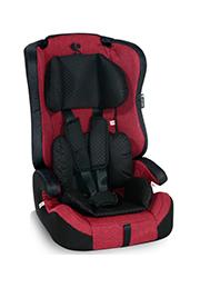 Автокресло 9-36 kg Lorelli MURANO Isofix Red&Black