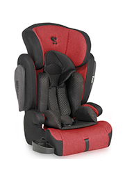 Автокресло 9-36 kg Lorelli OMEGA+SPS Red&Black