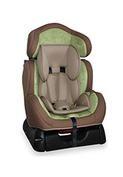 Автокресло 0-25 кг Lorelli SAFEGUARD Green&Beige