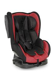 Автокресло 0-18 кг Lorelli TOMMY+SPS Red&Black