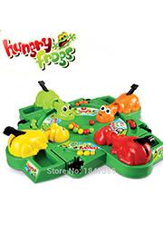 Настольная игра HUGRY FROGS /34642/