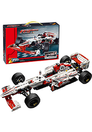 "Constructor 2-in-1 ""F1 Formula Car"" , 1120 elem. /43206/"