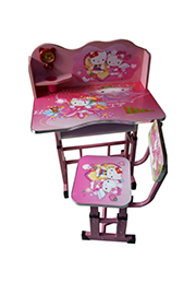 Парта+стульчик для дошкольника /97784/