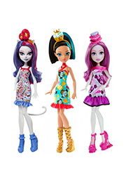 Papușa MONSTER HIGH in sortiment /DXX74/