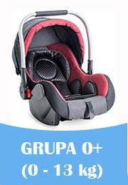 GRUPA 0+ (0-13 KG)