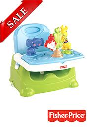 Стульчик-сиденье для кормления и игр Fisher Price /57555/
