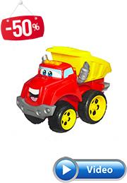 Talking Truck CHUCK Hasbro / 30006 /