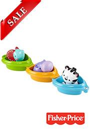 Figurine de joaca pentru baie Fisher Price /37296/