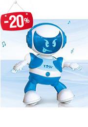 Танцующий интерактивный робот DISCO ROBO LUCAS, Tosy /41127/
