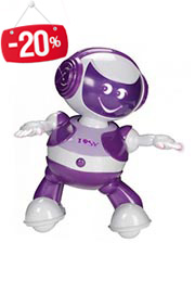 Танцующий интерактивный робот DISCO ROBO ALEX, Tosy /41158/