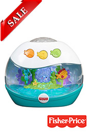Proiector muzical Calming Seas, Fisher Price /46113/
