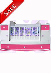 Кроватка детская Bambini DUO /SALE/