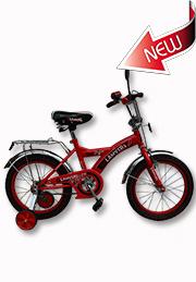 "Bicicleta pentru copii Glamvers CLASSIC 16"""