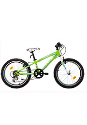 "Bicicleta pentru copii SPRINT HAT TRICK 20"""