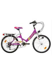 "Bicicleta pentru copii SPR KIDDY 20"""