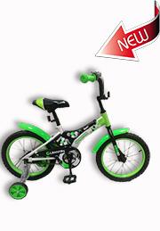 "Bicicleta pentru copii Glamvers MAX 16"""