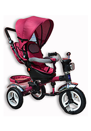 Трицикл Glamvers LION Violet