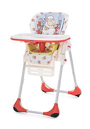 Scaun de masa CHICCO Polly 2-в-1 Dolly