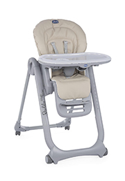 Scaun de masa CHICCO Polly Magic Relax Beige