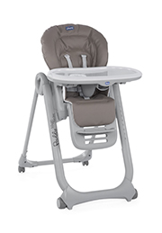 Scaun de masa CHICCO Polly Magic Relax Dove Grey