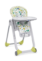 Scaun de masa CHICCO Polly Progress Kiwi