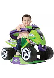 "Mașinuța ""ride-on"" 6-in-1 Injusa Quad Goliath 137 /01371/"