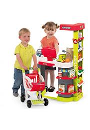 Игровой набор Супермаркет City Shop Smoby /02111/