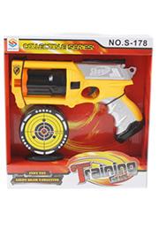 Пистолет с лазерным прицелом Training Gun /10989/