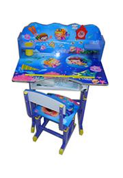 Парта+стульчик дошкольника /59302/