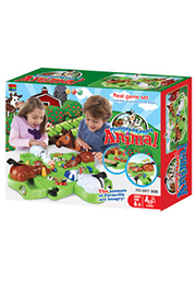 Joc pe tabla Hungry Hungry Animal /61408/