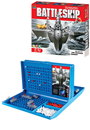 Joc pe tabla BATTLESHIP /34017/