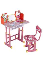 Парта+стульчик для дошкольника /30195/