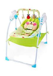 Электронный шезлонг-качалка Baby Cradle /54375/