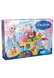 Set plastilina ICE CREAM Frozen /63565/